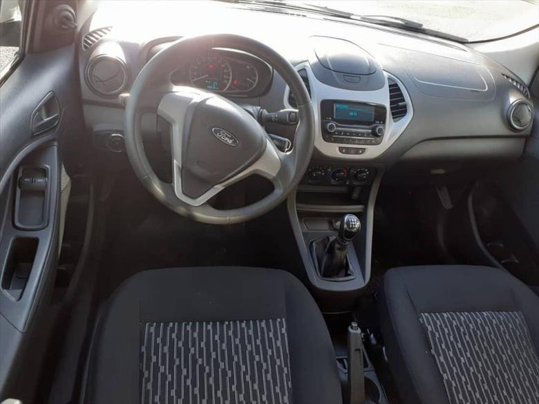 FORD Ka Hatch 1.0 12V 4P TI-VCT SE FLEX, Foto 6