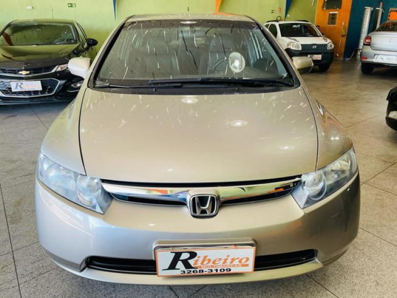 HONDA Civic 1.8 16V 4P LXS AUTOMÁTICO, Foto 7