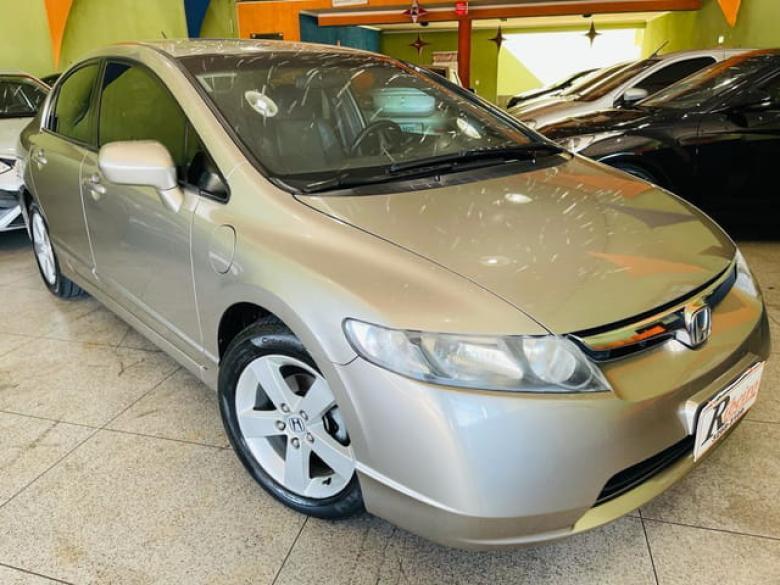 HONDA Civic 1.8 16V 4P LXS AUTOMÁTICO, Foto 9