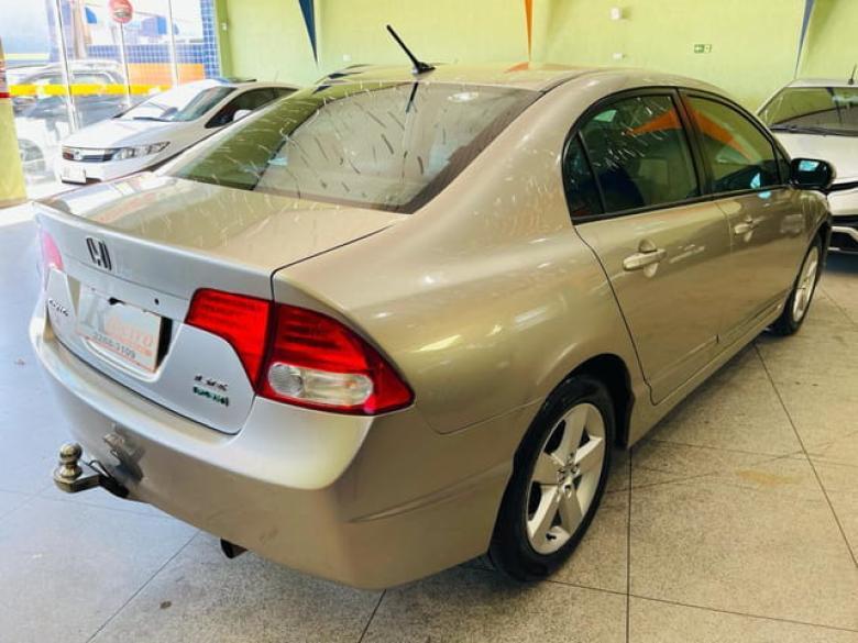 HONDA Civic 1.8 16V 4P LXS AUTOMÁTICO, Foto 8