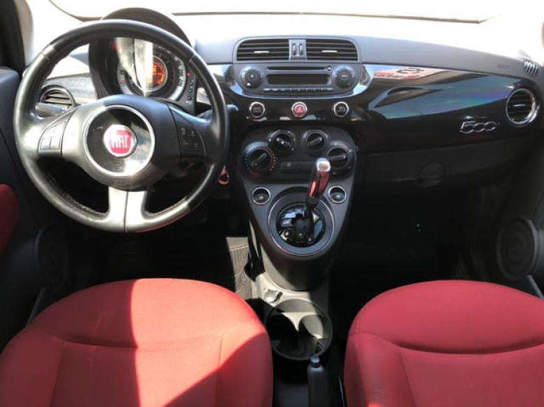 FIAT 500 1.4 FLEX CULT DUALOGIC AUTOMATIZADO, Foto 9