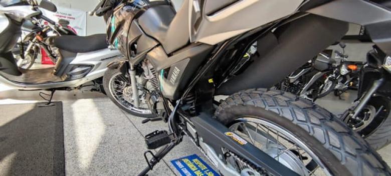 YAMAHA XTZ 150 Crosser S, Foto 4