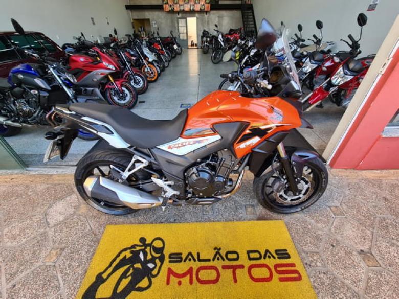 HONDA CB 500 X ABS, Foto 12