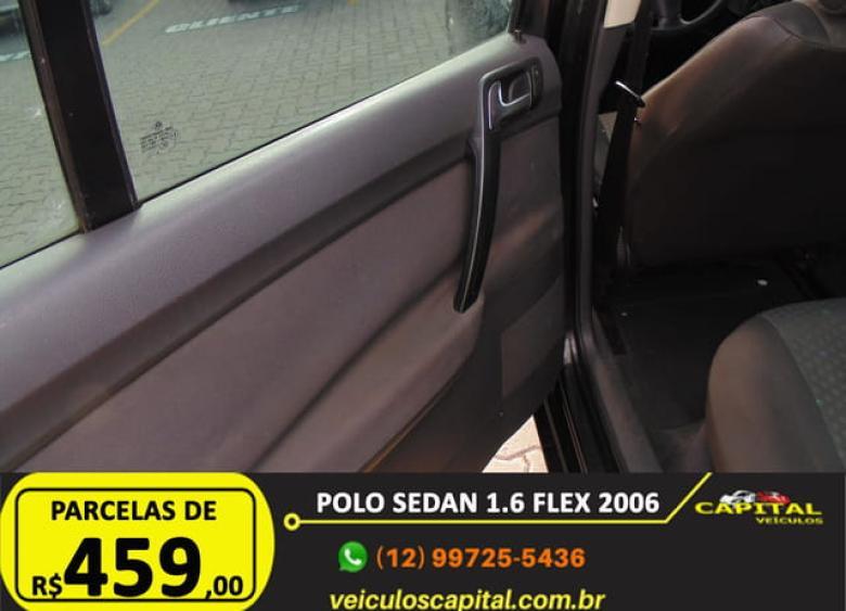 VOLKSWAGEN Polo Sedan 1.6 4P, Foto 11