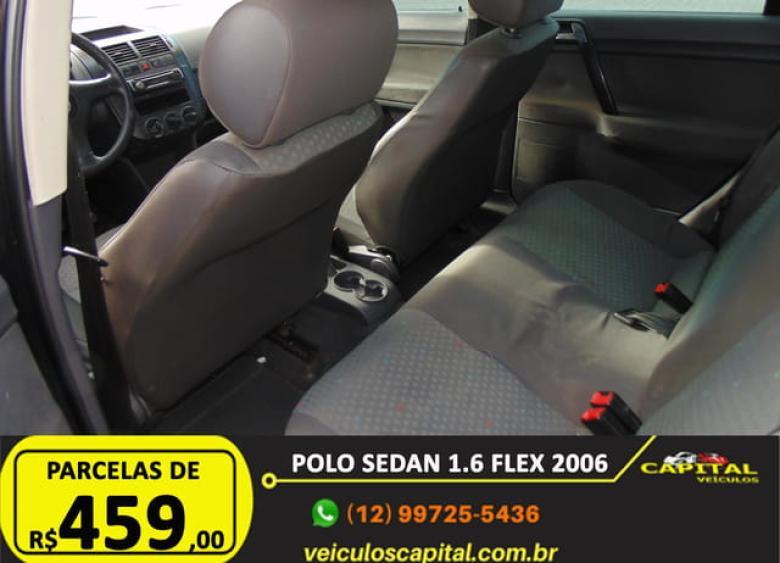 VOLKSWAGEN Polo Sedan 1.6 4P, Foto 12