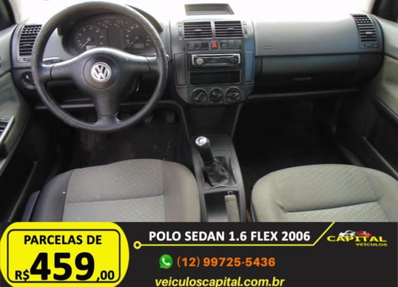 VOLKSWAGEN Polo Sedan 1.6 4P, Foto 13