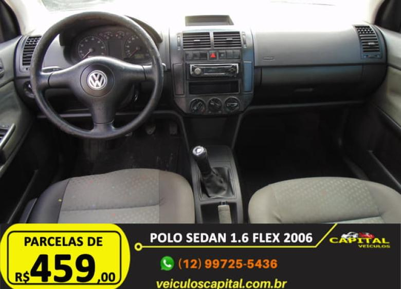 VOLKSWAGEN Polo Sedan 1.6 4P, Foto 14