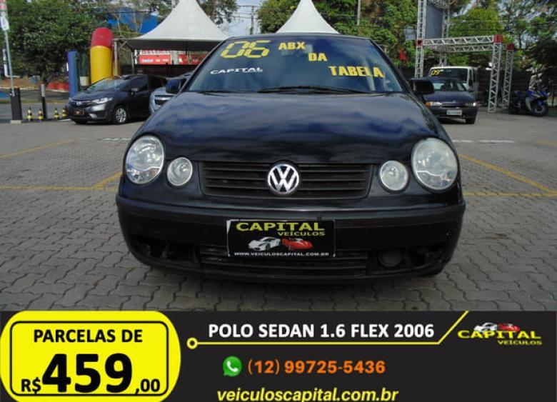 VOLKSWAGEN Polo Sedan 1.6 4P, Foto 4