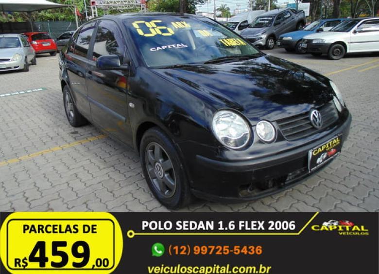 VOLKSWAGEN Polo Sedan 1.6 4P, Foto 5