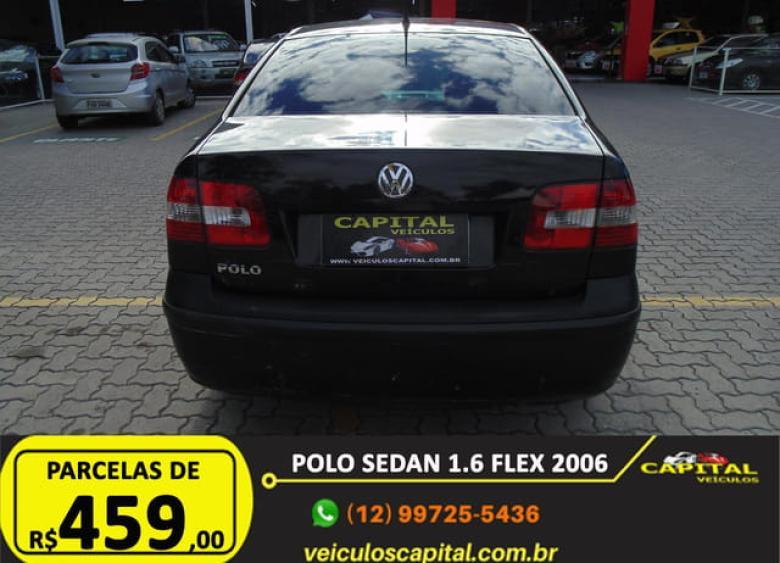 VOLKSWAGEN Polo Sedan 1.6 4P, Foto 8