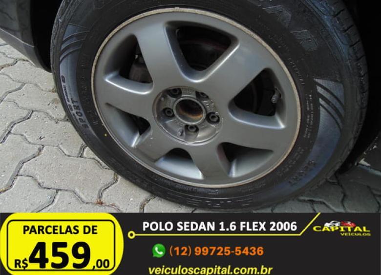 VOLKSWAGEN Polo Sedan 1.6 4P, Foto 9