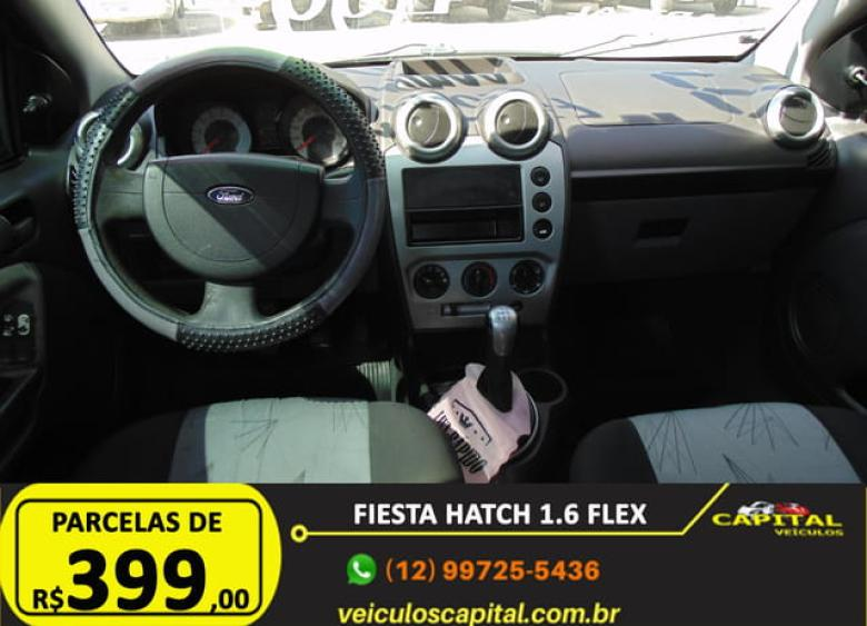 FORD Fiesta Hatch 1.6 4P FLEX, Foto 11