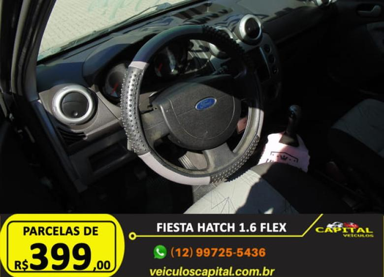 FORD Fiesta Hatch 1.6 4P FLEX, Foto 13