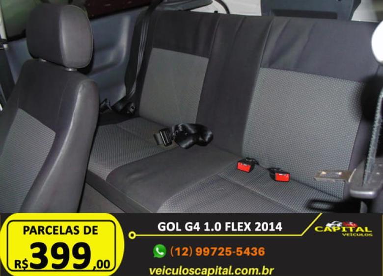 VOLKSWAGEN Gol 1.0 G4 FLEX, Foto 7