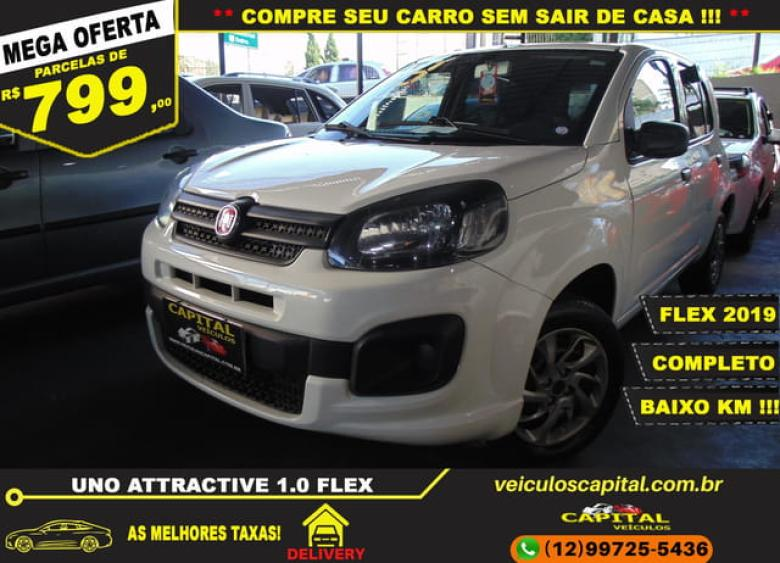 FIAT Uno 1.0 FLEX EVO ATTRACTIVE, Foto 1