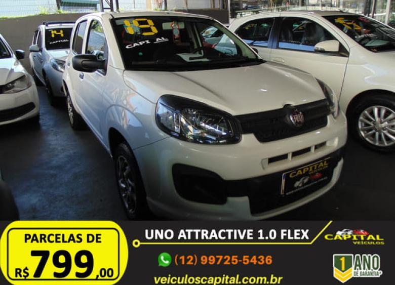 FIAT Uno 1.0 FLEX EVO ATTRACTIVE, Foto 5