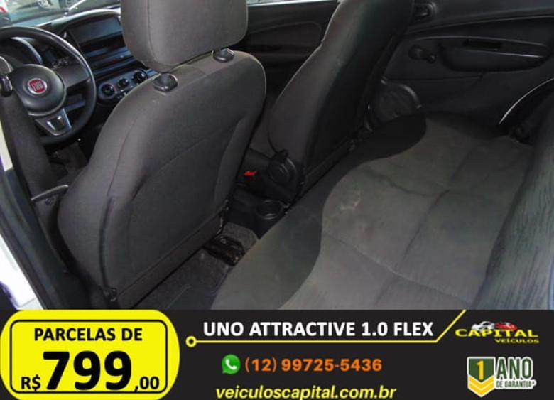 FIAT Uno 1.0 FLEX EVO ATTRACTIVE, Foto 8
