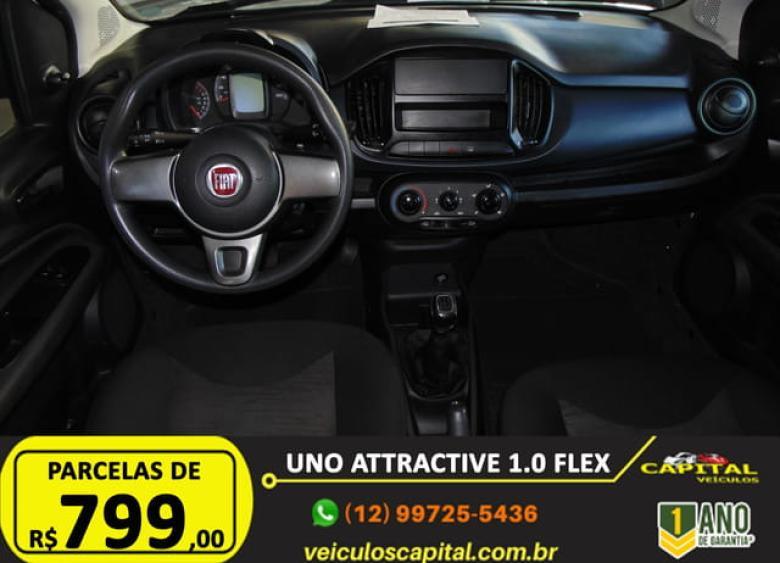 FIAT Uno 1.0 FLEX EVO ATTRACTIVE, Foto 9