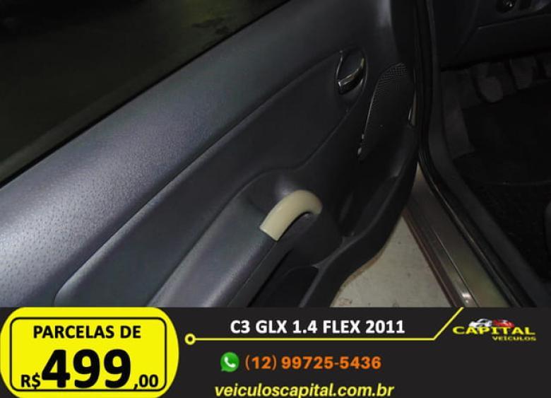 CITROEN C3 1.4 4P GLX FLEX, Foto 13