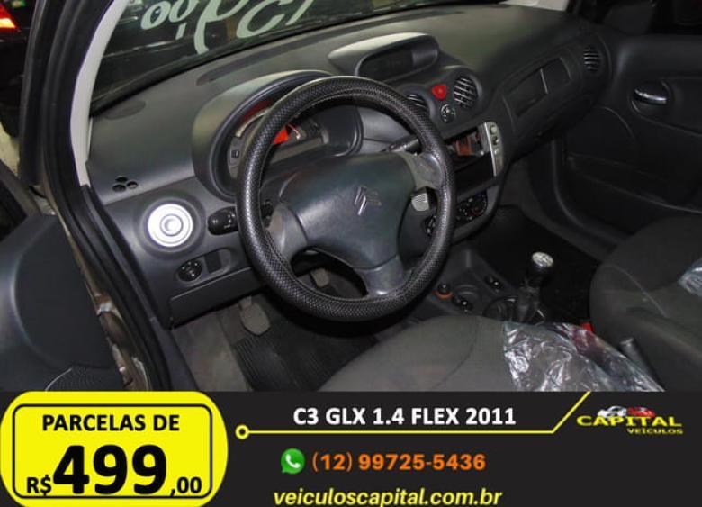 CITROEN C3 1.4 4P GLX FLEX, Foto 14