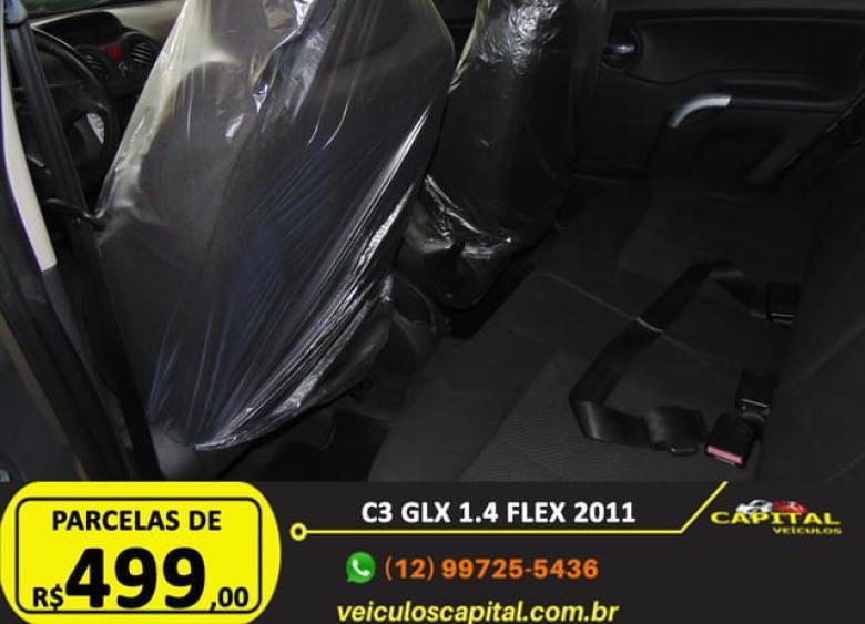 CITROEN C3 1.4 4P GLX FLEX, Foto 10