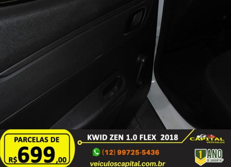 RENAULT Kwid 1.0 12V 4P SCE FLEX ZEN, Foto 8
