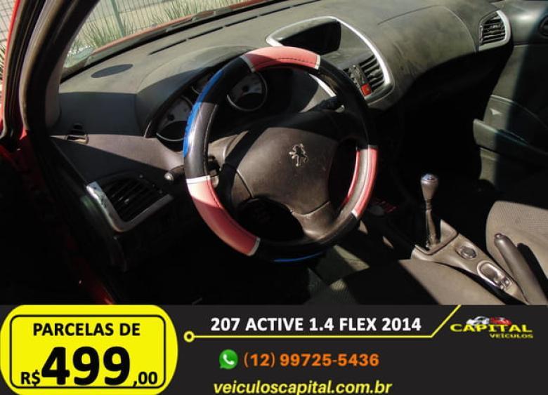 PEUGEOT 207 Hatch 1.4 4P ACTIVE FLEX, Foto 13