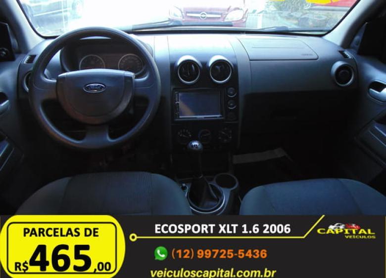FORD Ecosport 1.6 4P XLT, Foto 12