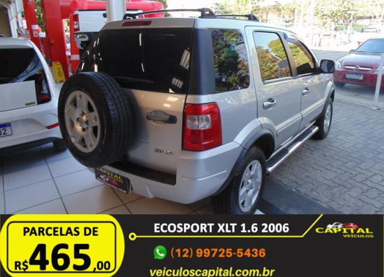 FORD Ecosport 1.6 4P XLT, Foto 6