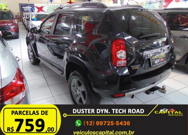 RENAULT Duster 2.0 16V 4P FLEX TECH ROAD AUTOMÁTICO, Foto 3
