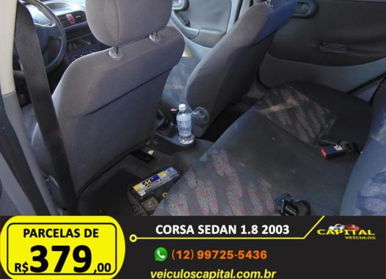 CHEVROLET Corsa Sedan 1.8 4P, Foto 8