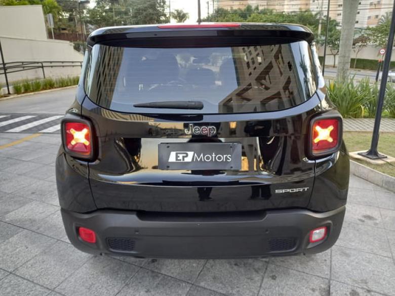 JEEP Renegade 1.8 16V 4P FLEX SPORT AUTOMÁTICO, Foto 4