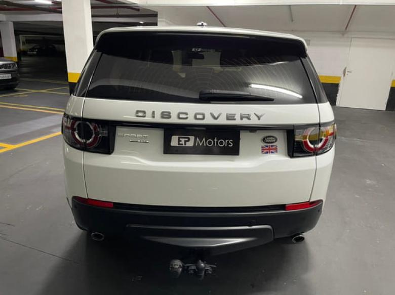LAND ROVER Discovery Sport 2.0 16V 4P HSE TD4 LUXURY TURBO DIESEL AUTOMÁTICO, Foto 3