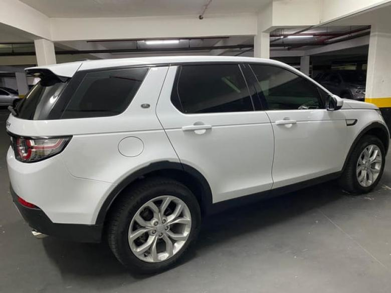 LAND ROVER Discovery Sport 2.0 16V 4P HSE TD4 LUXURY TURBO DIESEL AUTOMÁTICO, Foto 4