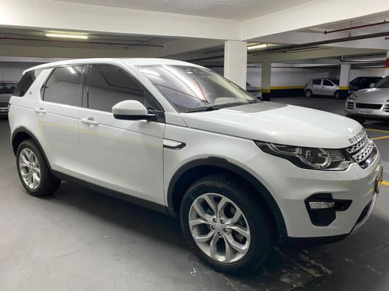 LAND ROVER Discovery Sport 2.0 16V 4P HSE TD4 LUXURY TURBO DIESEL AUTOMÁTICO, Foto 5