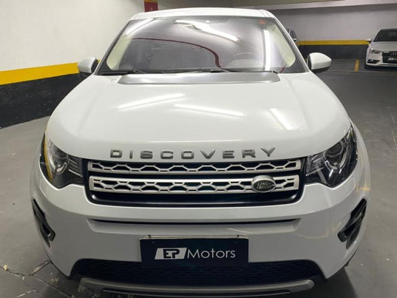 LAND ROVER Discovery Sport 2.0 16V 4P HSE TD4 LUXURY TURBO DIESEL AUTOMÁTICO, Foto 6