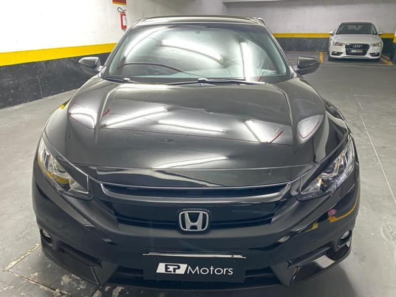 HONDA Civic 2.0 16V 4P SPORT FLEX  AUTOMÁTICO CVT, Foto 6