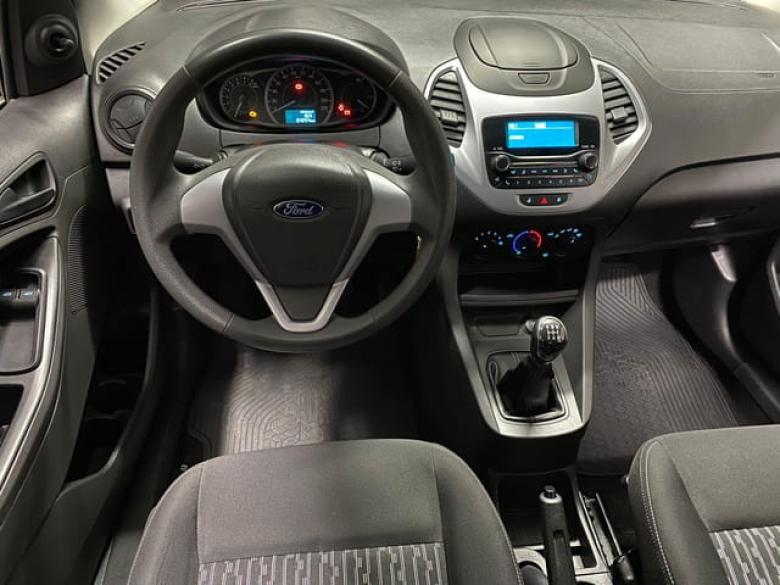 FORD Ka + Sedan 1.5 12V 4P TI-VCT SE SIGMA FLEX, Foto 7