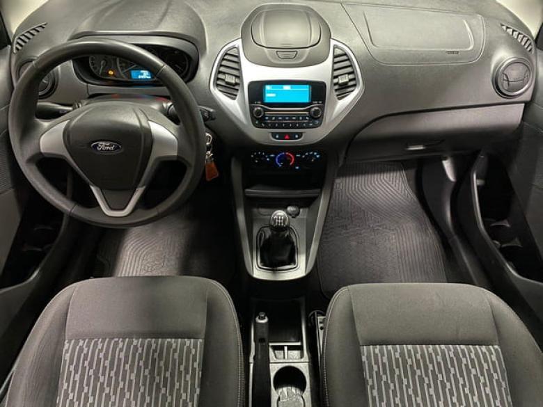 FORD Ka + Sedan 1.5 12V 4P TI-VCT SE SIGMA FLEX, Foto 8