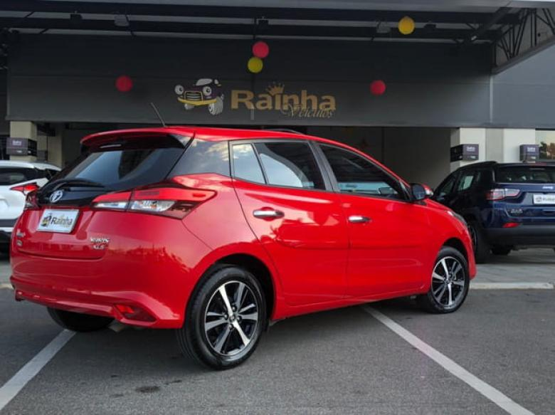 TOYOTA Yaris Hatch 1.5 16V 4P FLEX XLS MULTIDRIVE AUTOMÁTICO CVT, Foto 4