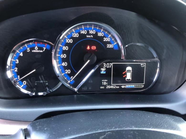 TOYOTA Yaris Hatch 1.5 16V 4P FLEX XLS MULTIDRIVE AUTOMÁTICO CVT, Foto 12