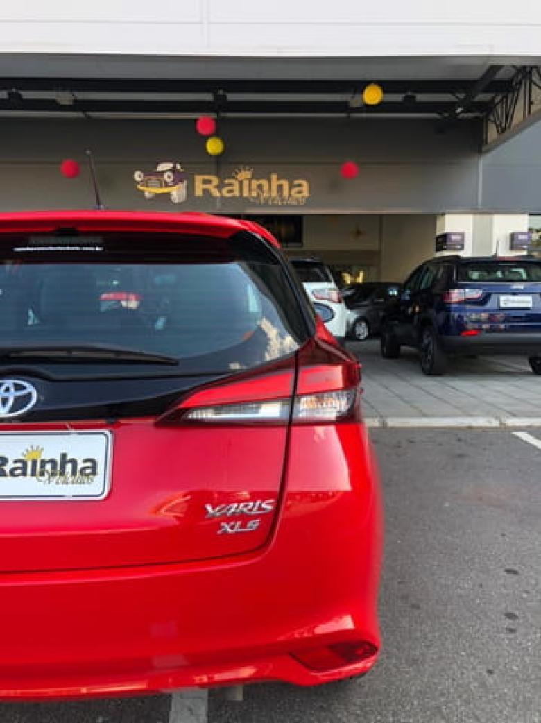 TOYOTA Yaris Hatch 1.5 16V 4P FLEX XLS MULTIDRIVE AUTOMÁTICO CVT, Foto 6