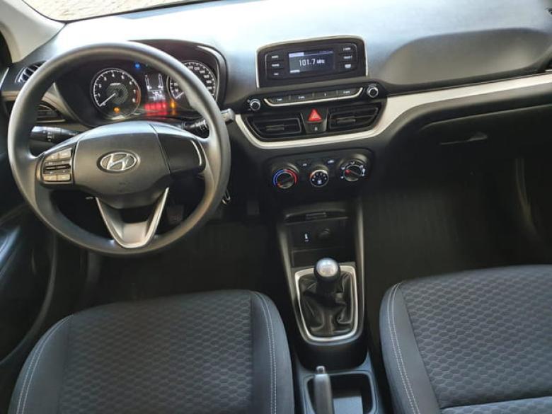 HYUNDAI HB 20 Hatch 1.0 12V 4P FLEX VISION, Foto 3