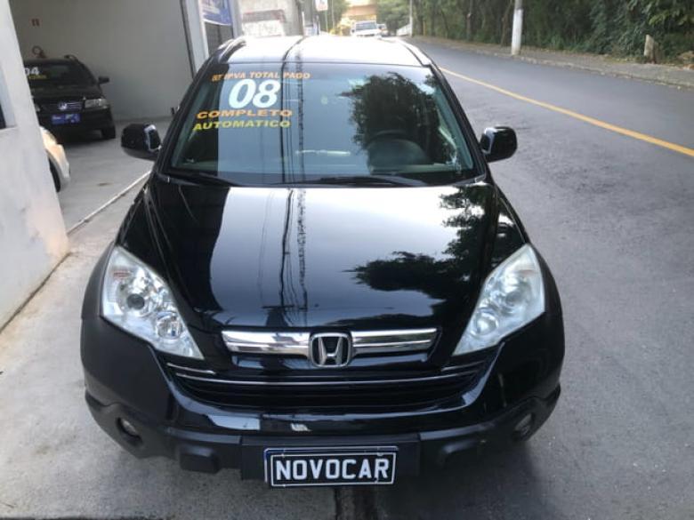 HONDA CRV 2.0 16V 4P LX FLEX AUTOMÁTICO, Foto 2
