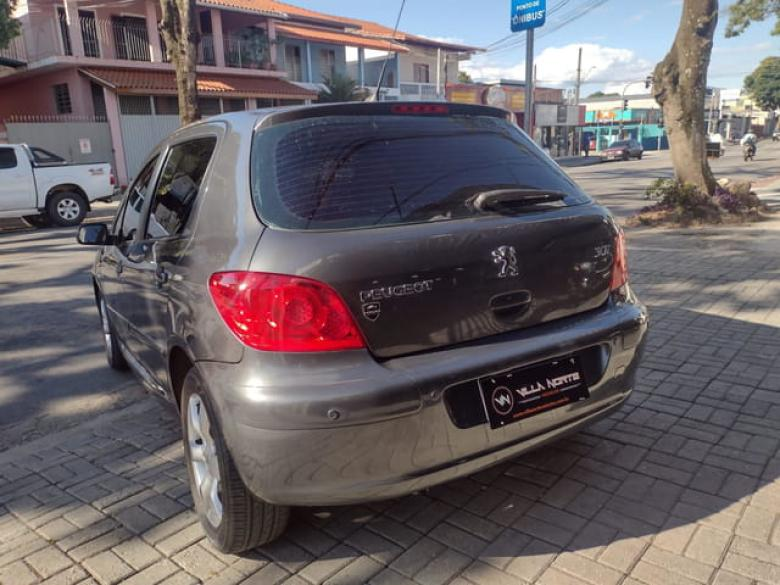 PEUGEOT 307 Sedan 2.0 16V 4P FLEX PRESENCE PACK, Foto 6