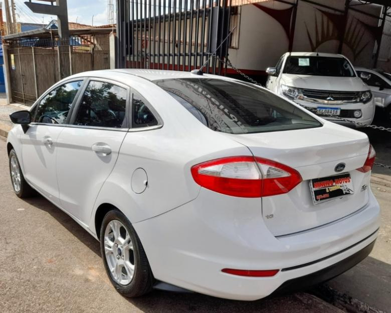 FORD Fiesta Sedan 1.6 4P SE FLEX, Foto 4