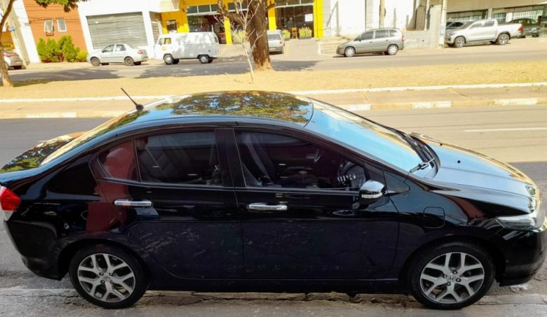 HONDA City 1.5 16V 4P EX FLEX, Foto 4