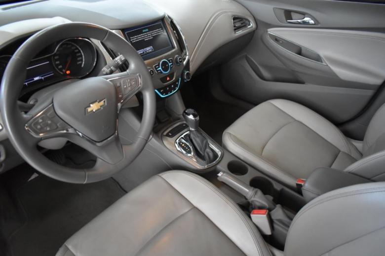 CHEVROLET Cruze Hatch 1.4 16V 4P LTZ TURBO FLEX AUTOMÁTICO, Foto 11