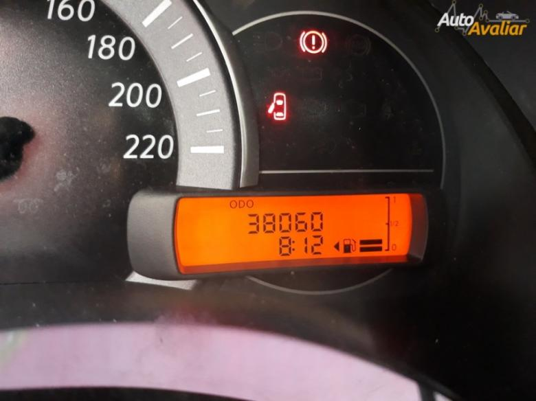NISSAN March 1.0 12V 4P SV FLEX, Foto 9
