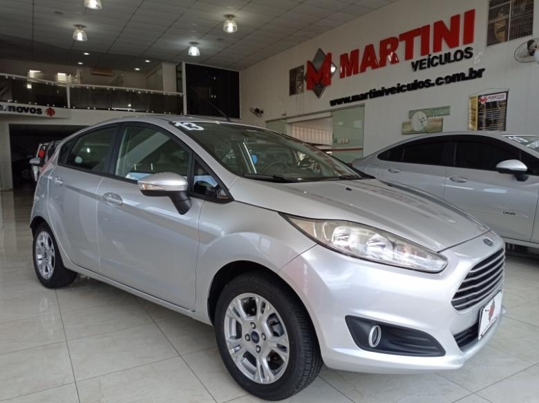 FORD Fiesta Hatch 1.5 16V 4P SE FLEX, Foto 1